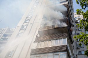 Brandschutz in Hochhäusern nicht vernachlässigen